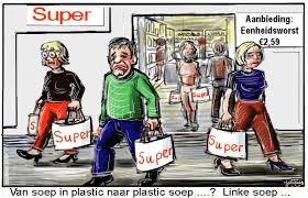 linke plastic soep