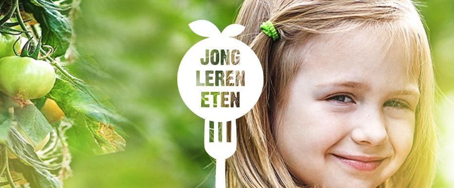 jong leren eten